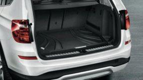 Gepäckraumformmatte für BMW X3 F25.