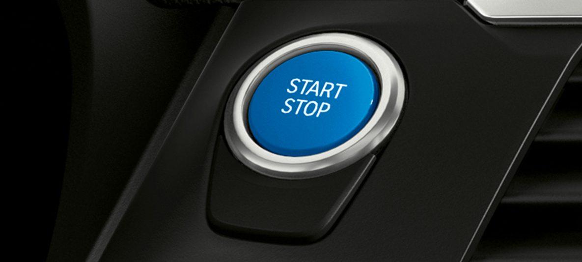 Start-Stopp-Knopf BMW iX3 G08 2020 Cockpit
