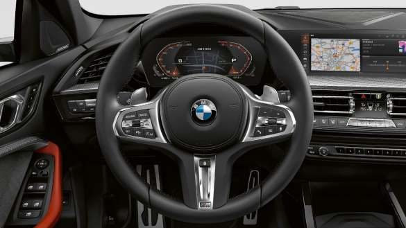 BMW M135i xDrive M Sportlenkung