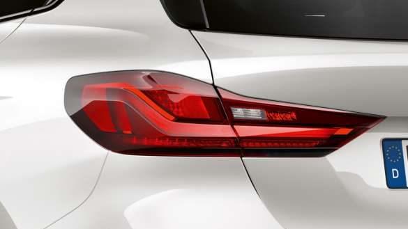 BMW 1er Rückleuchten