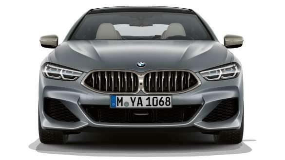 BMW 8er Gran Coupé M Sport Frontschürze