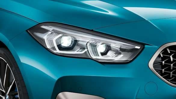 BMW 2er Gran Coupé adaptive LED Scheinwerfer
