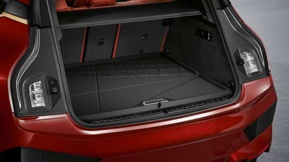 BMW Gepäckraum-Formmatte