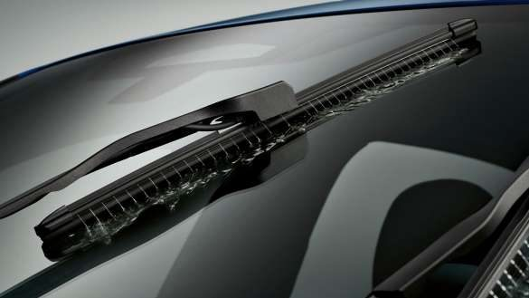 BMW X3 G01 2021 BMW WaterBlade.