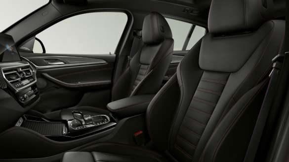 BMW X4 M40i M40d G02 LCI 2021 Facelift Sportsitze für Fahrer und Beifahrer